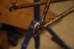 boxer cycles frame detail
