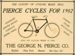 Pierce bicycle