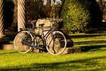 Bicicleta Clasica Italiana Taurus