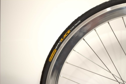 Pure Chrome 004 Tyres Continental Fast Race and Special Rim