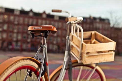 Bicicletas Holandesas recuperadas