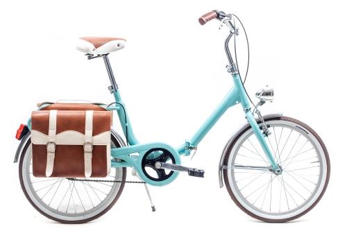 Bicicletas plegables clasicas biciclasica